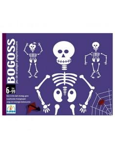 Juego de cartas Bogoos