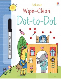 Wipe-Clean Dot to Dot