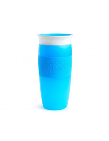 Taza 360 Antigoteo 400ml Azul
