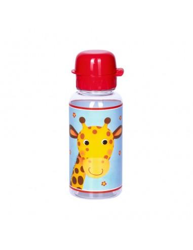 Botella Tritan Jirafa 400 ml