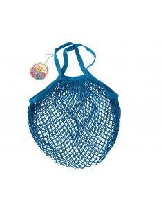 Bolsa Redecilla Azul Griego
