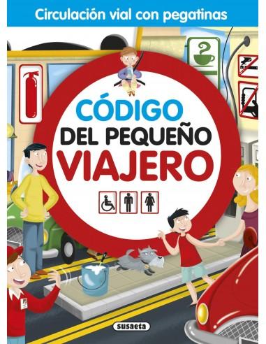 Libro Pegatinas Circulacion Vial Viajero