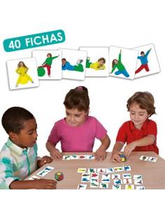 Kit Los Cinco Sentidos