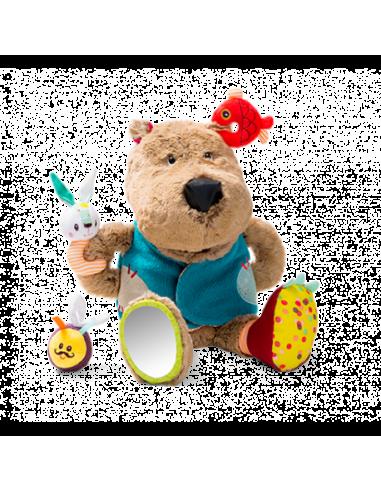 Cesar, el oso goloso