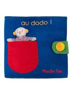 Libro Textil ¨Mi Día¨ Popipop