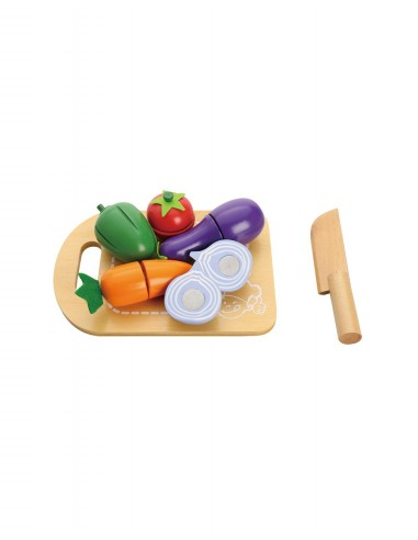 Vegetales Cortar 12 piezas