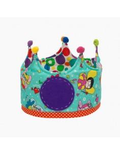 Corona Cumpleaños Hadas