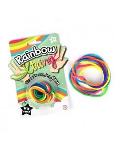 Cuerda dedos multicolor