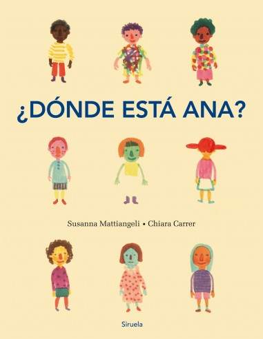 Donde esta Ana?