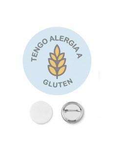 Chapa Alergia Gluten