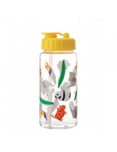 Botella Tritán El Zoo 350 ml