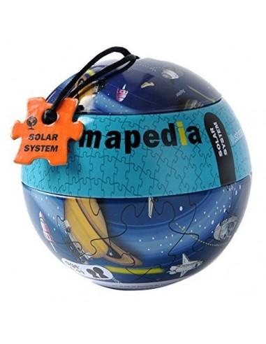 Puzzle Mapa Sistema Solar