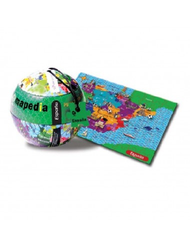 Puzzle Mapa España