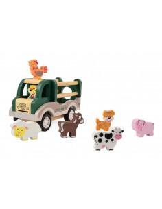 Camion Granja Animales