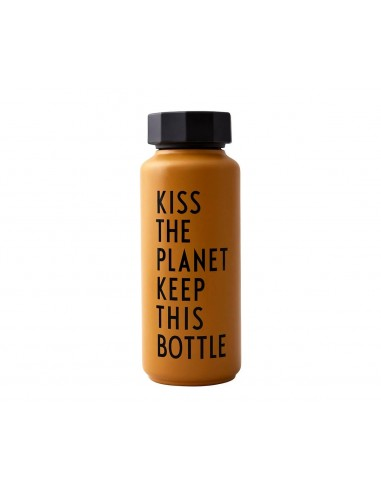 Botella de Acero Térmica Mostaza 500ml