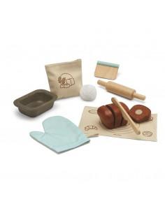 Set de Panaderia de Madera