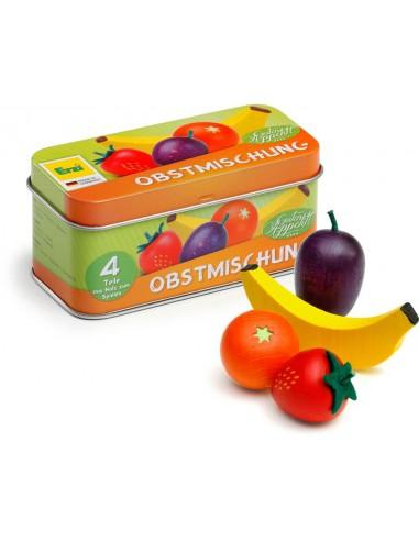 Lata de frutas