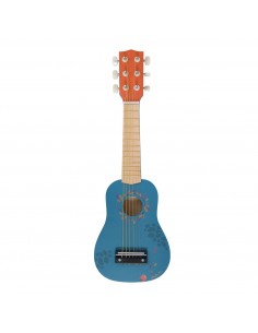 Guitarra Madera la Jungla