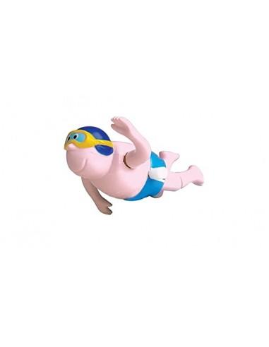 Nadador Cuerda