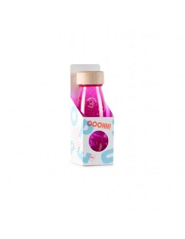 Botella Sensorial Float Rosa