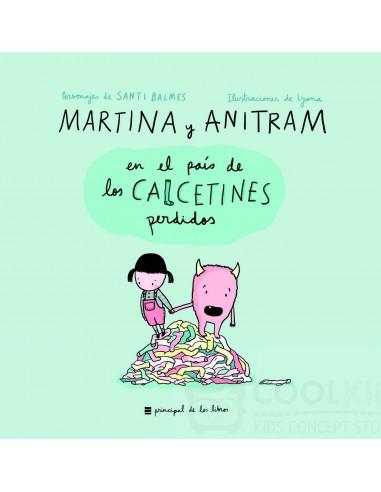 Martina y Anitram en el pais de los...
