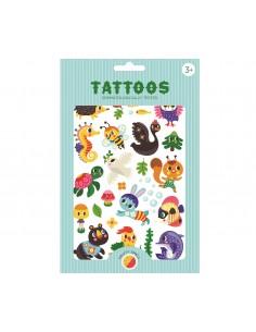 Tatuajes Temporales Familia