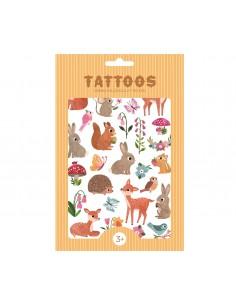 Tatuajes Temporales Amigos...