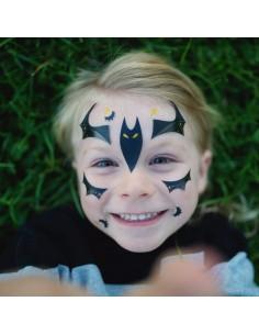 Pegatinas Faciales Batman