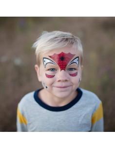 Pegatinas Faciales Spiderman
