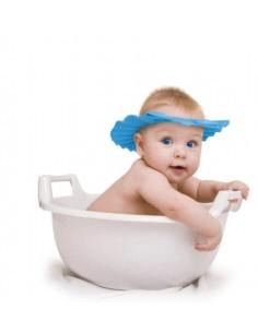 Visera de baño Azul