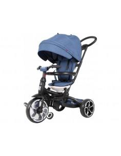 Triciclo QPlay Prime Azul