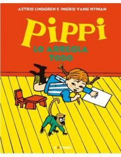 Cómic Pippi Lo Arregla Todo