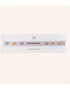 "Pulsera Tela ""Papisaurus"""