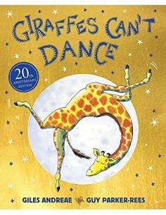 Giraffes can't dance -...