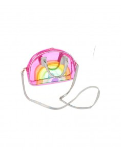 Bolso ArcoIris Transparente