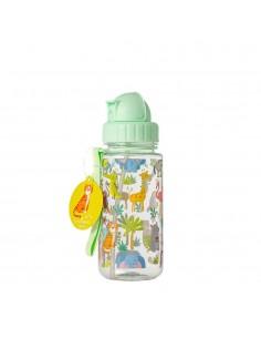 Botella Plástico Animales...