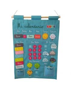 Calendario Tela