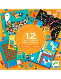 12 Juegos Clasicos