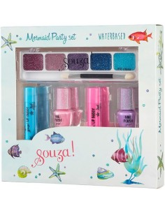 Set Maquillaje Sirenas