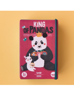 Memo Action King of Pandas