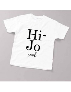 Camiseta Hijo Cool
