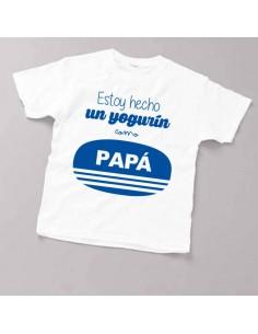 Camiseta Infantil Yogurin
