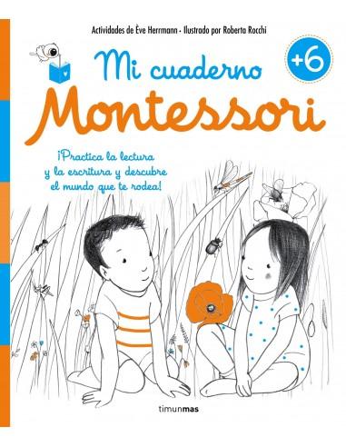 Mi cuaderno Montessori (+6 años)