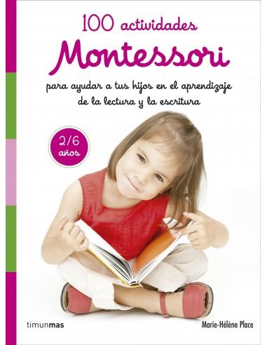 100 actividades montessori 2-6 años