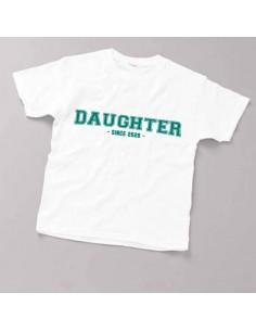 Camiseta Infantil Daughter...