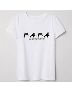 Camiseta Adulto Papa I'll...