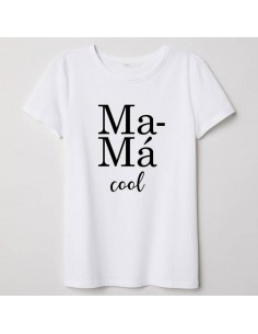 Camiseta Adulto Mama Cool