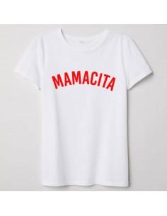 Camiseta Adulto Mamacita