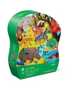 Puzle Safari 72p
