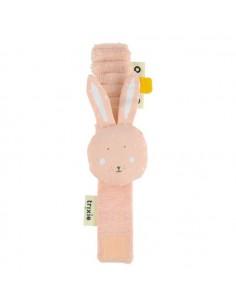 Pulsera Sonajero Mrs. Rabbit